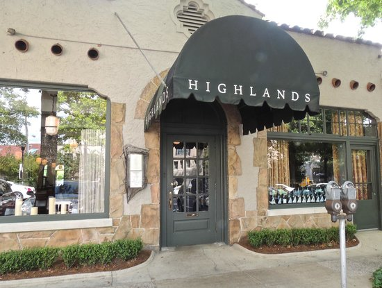 Highlands Bar & Grill Review