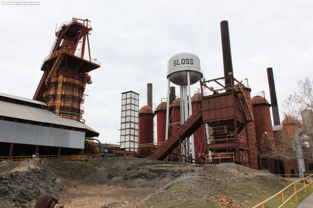 Sloss Furnace Review